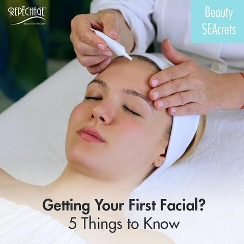 Getting Your First Facial? 5 Things to Know
